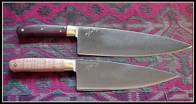 Basic Wildfire Cutlery kitchen knives